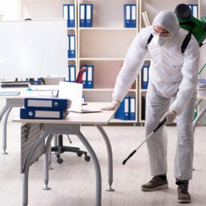 Cleanzcom presenta su nuevo servicio: Limpieza especial Covid-19